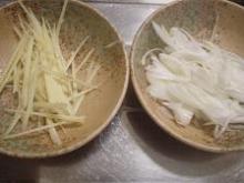 鱈の香り包み焼き2