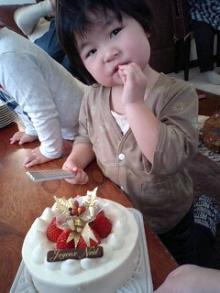 タックルケーキ