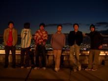函館山にて