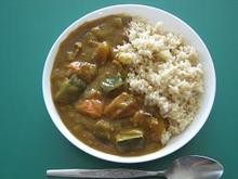 玄米ベジカレー