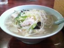 【日暮里】 「まるごとマイタウン東京」ブログ-20080626勝楽 タン麺.jpg