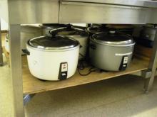 さくら彩 ~夫婦で世界4大陸クルッと一周~-炊飯器