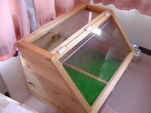 木製ケージ