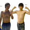 Before → Afterの画像