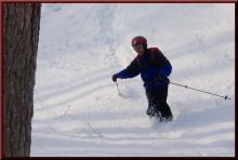 ロフトで綴る山と山スキー-ショートカット2