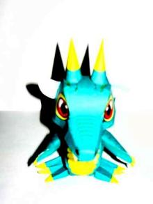 デフォルメ ドラゴン