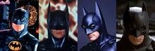 バットマン4人4様
