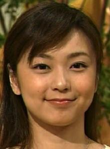 松岡洋子さんの女神の微笑み