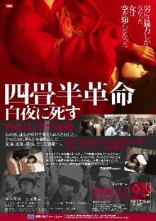 true-四畳半革命DVDパッケージ