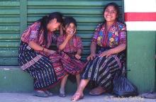 インディヘナの少女達