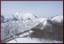 ロフトで綴る山と山スキー-山頂展望