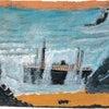 'アートセラピー'と'アルフレッド・ウォリスの作品'の画像