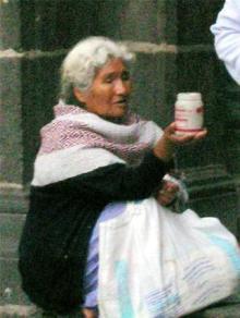 おばあさん