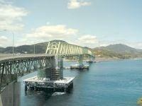 大島大橋 大島からの眺め