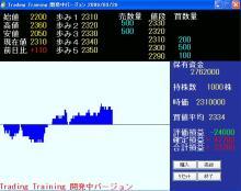 Trading Training Beta