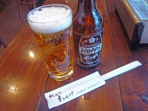酒リーマンのフードライフat京都-ホッピー