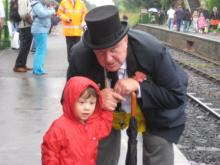 with Fat controller