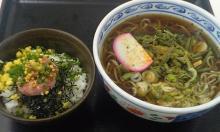 山菜蕎麦&ミニネギトロ丼.jpg