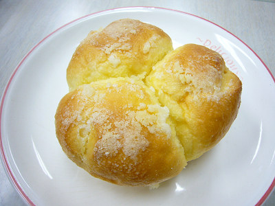 こんがりあん_北海道ミルクパン