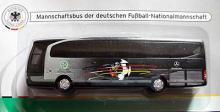 サッカードイツナショナルチームバス