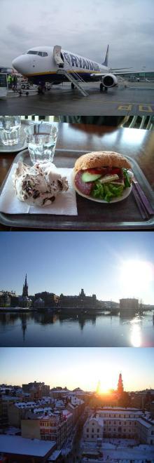 Stockholm1日目