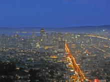 a night view from Twin Peaks1
