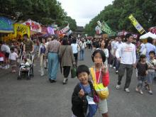 筥崎八幡宮の放生会