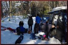 ロフトで綴る山と山スキー-準備中