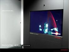 phygital wall