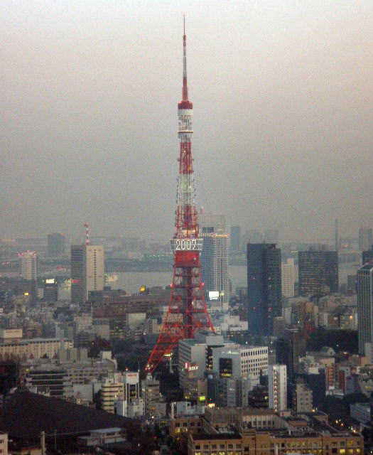 東京タワー 2007