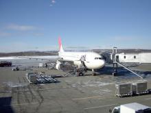 ギャランドゥの隠し部屋-釧路空港