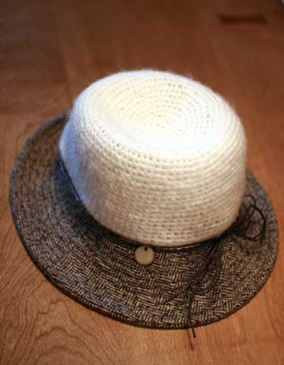 帽子 28年ぶりの京都旅行