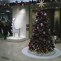 池袋東武のクリスマス…