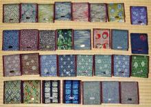 畳縁の財布