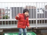 福男育児-雪2