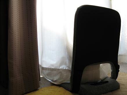 白い友達 -Mシュナ・tio--座椅子