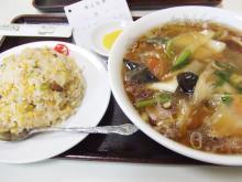 千日前広東麺