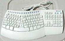 Microsoft キーボード これはゴツい!