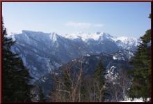 ロフトで綴る山と山スキー-乗鞍連峰