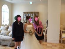 三姉妹で・・・