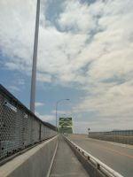 大島大橋 陸からの眺め