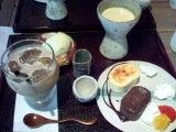 本日のデザート