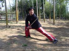 中国武術 剣術