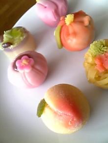 春は和菓子だなっ