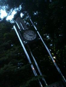 朝帰りの中島公園