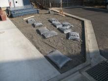 THE 中島邸 ~分離発注で挑む建築日記~-足らない砂を足す
