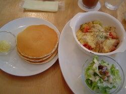 チキンとごぼうのバター焼き~カルボナーラソース