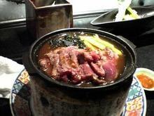 牛肉の治部煮