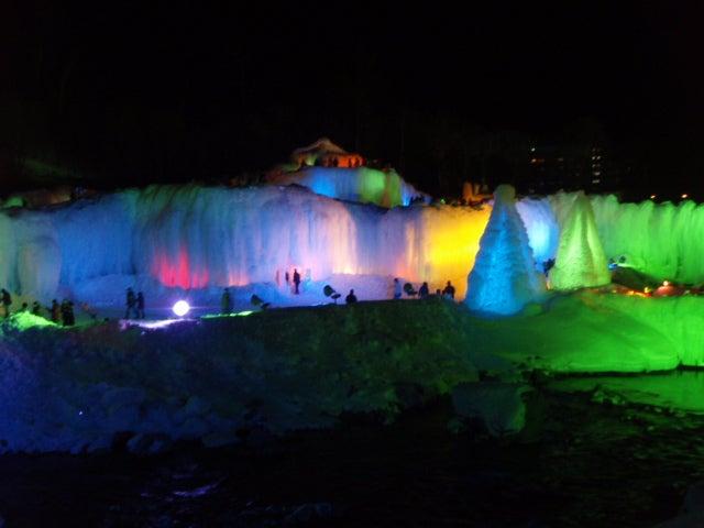 365日北国そとあそび-氷爆祭り