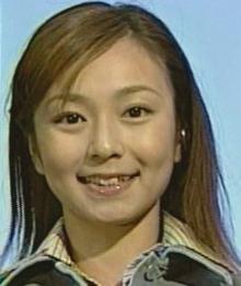 松岡洋子さんの綺麗な微笑み